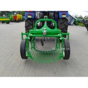 Bomet potato Z655 vibration with rear ejection
