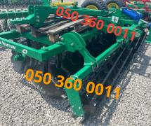 Disk harrow harvest 400 at a super price