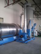 Drum dryer for biomass (Czech Republic)