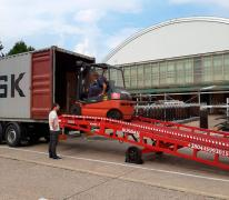 Excellent Ausbau mobile platforms from the factory