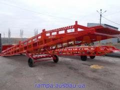 Excellent mobile ramp Ausbau overpass from the factory