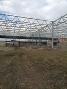 Hangar Moscow 84 x 210 (42 +144 + 24 x 84M) 60 x 48, 30 x 216