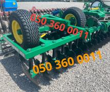 Harrow Harvest 400 disc (photo real)