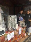 Homemade mini-brewery for sale (40 liters / brew), Uzhgorod