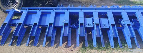 Lifters for sunflower grain harvester Niva, don