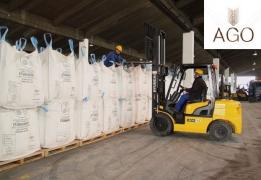 Mineral fertilizer and ammonium nitrate, urea