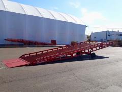 Mobile ramp mobile loading dock Ausbau