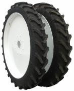 Narrow rims for tractors and sprayers
