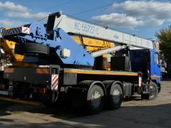 Новый автокран КС-55727-С-12 Машека «Зубр» 25 тонн