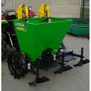 Potato planter 2-row S-239 (Poland, Bomet)
