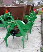 Shredders wood waste J6 / J8 / J8L (from PTO)