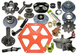 Spare parts for agricultural equipment, machinery and imported engines