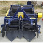 The two-row potato conveyer mounted (Ukraine)